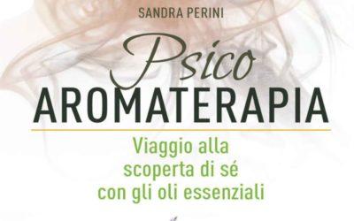 Psicoaromaterapia libro in uscita agosto 2019